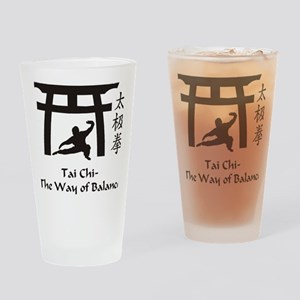 Phil Tai Chi The Way of Balance 201 Drinking Glass