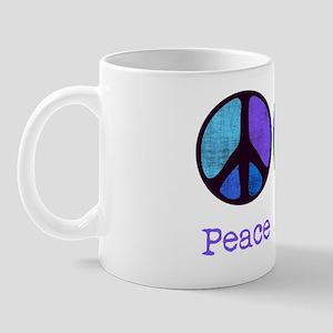 peace_love_nurse Mug
