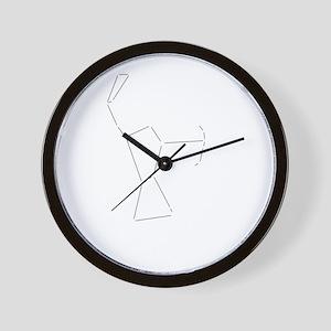 Orion Dark Wall Clock