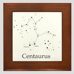 Centaurus Framed Tile