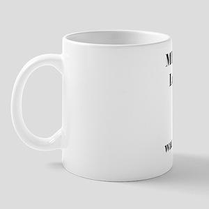 menopause - hoodie Mug