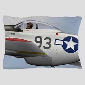 P51D_redtail Pillow Case