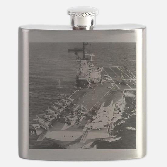 tico cva large framed print Flask