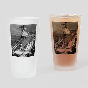 tico cva large framed print Drinking Glass