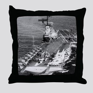 tico cva large framed print Throw Pillow