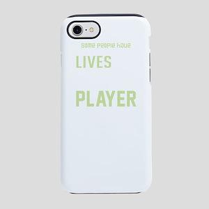 Basketball Player Mom iPhone 7 Tough Case