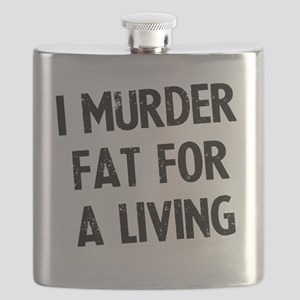 i-murder-fat-for-a-living Flask