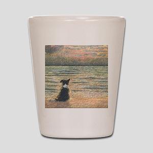 Good morning, Morning Shot Glass