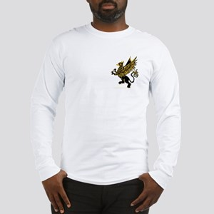 Gryphon Black Gold Long Sleeve T-Shirt