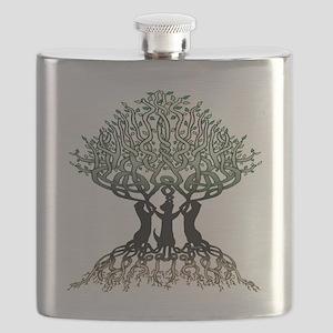 Ferret Tree of Life 2 Flask