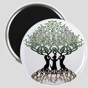 Ferret Tree of Life 2 Magnet