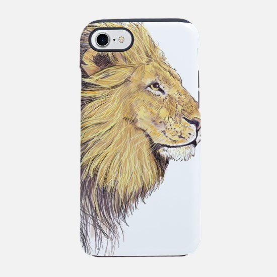 Lions Head iPhone 7 Tough Case