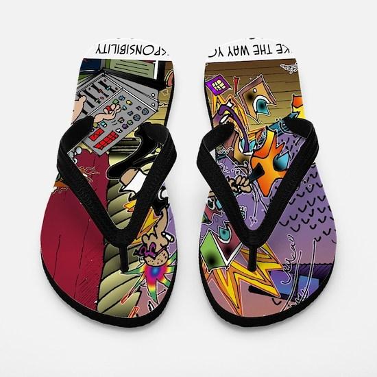 7567_audio_cartoon Flip Flops