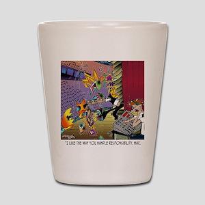 7567_audio_cartoon Shot Glass