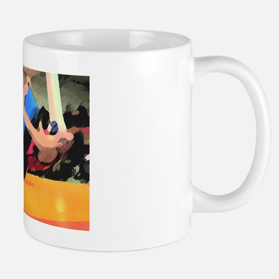 GrapplingGraphical Mug