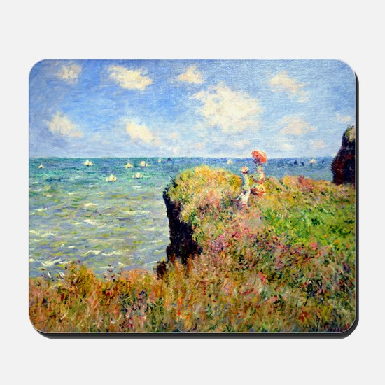 12mo Monet 3 Mousepad