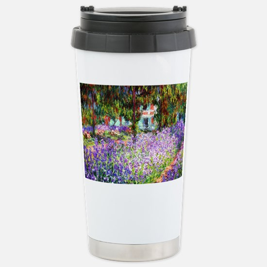 12mo Monet 9 Stainless Steel Travel Mug