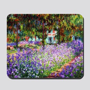 12mo Monet 9 Mousepad