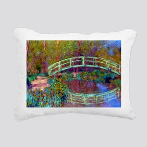 12mo Monet 13 Rectangular Canvas Pillow