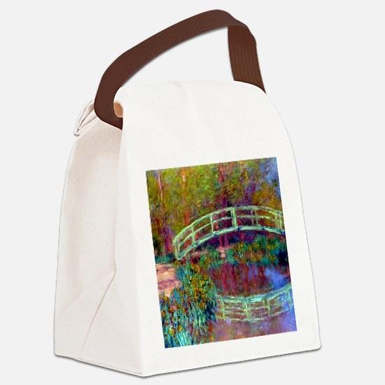 12mo Monet 13 Canvas Lunch Bag