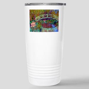 12mo Monet 13 Stainless Steel Travel Mug