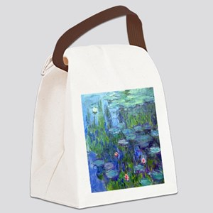 12mo Monet 20 Canvas Lunch Bag