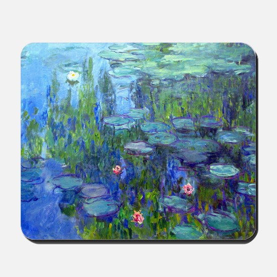 12mo Monet 20 Mousepad