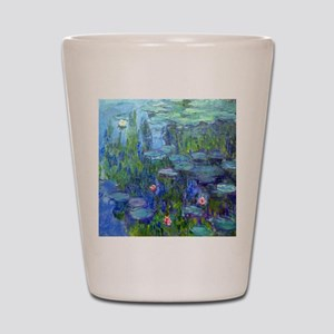 12mo Monet 20 Shot Glass