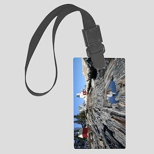 Pemaquid keychain2 Large Luggage Tag