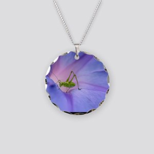 Morning Glory Hopper with MG Necklace Circle Charm