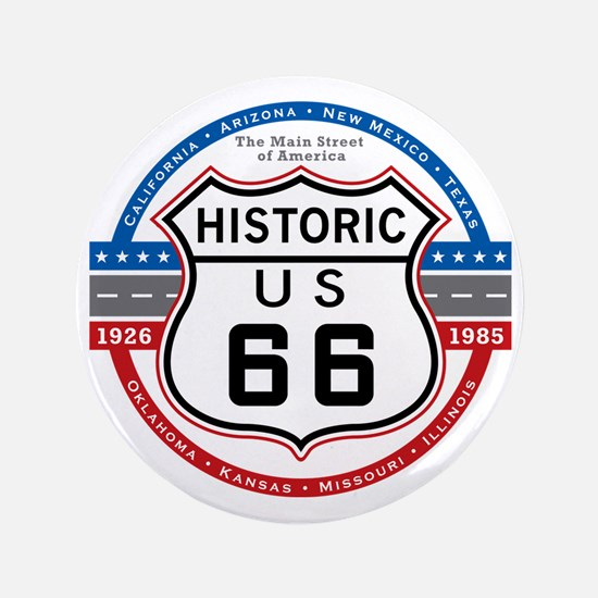 "Route_66 3.5"" Button"