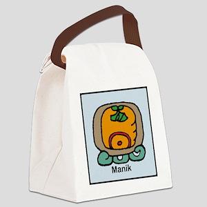Manik Canvas Lunch Bag