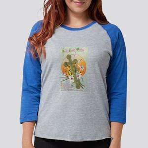 vintage-easter-greeting Long Sleeve T-Shirt