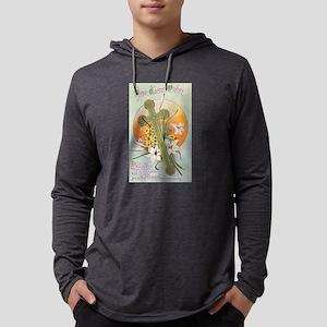 vintage-easter-greeting Long Sleeve T-Shirt