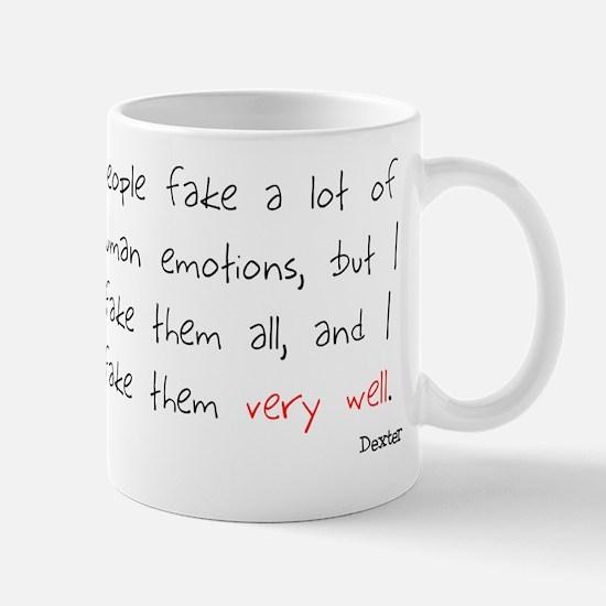 Human Emotion Mug