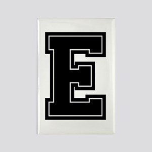 E Rectangle Magnet