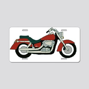 Honda_shadow_aero_2011_01_1 Aluminum License Plate