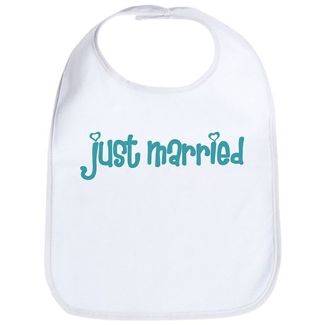 just married Bib