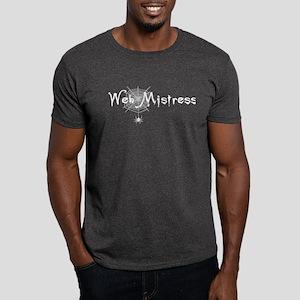 Web Mistress Dark T-Shirt