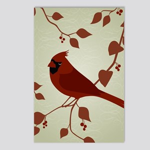 CardinalART Postcards (Package of 8)