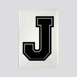 J Rectangle Magnet