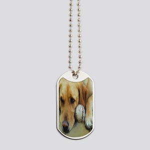 lab kindle sleave cp Dog Tags