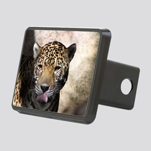 Jaguar 6 Rectangular Hitch Cover
