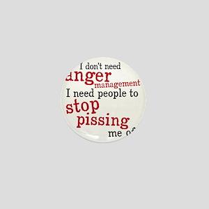 angermanagement Mini Button