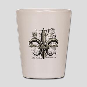 New Orleans Laissez les bons temps roul Shot Glass