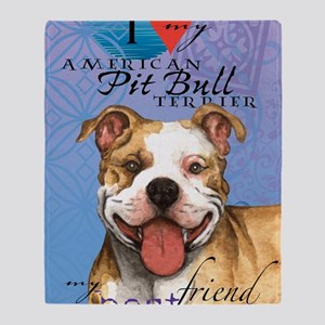 APBT-iPad Throw Blanket