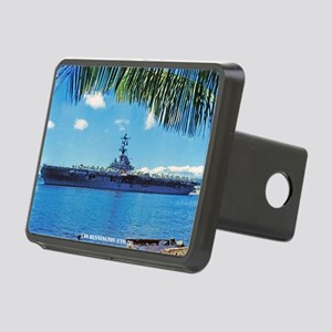 benninton framed panel pri Rectangular Hitch Cover
