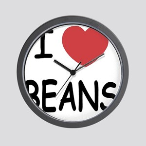 BEANS Wall Clock