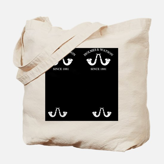 holmesandwatsonflip02 Tote Bag