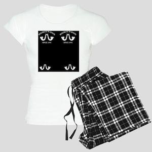holmesandwatsonflip02 Women's Light Pajamas